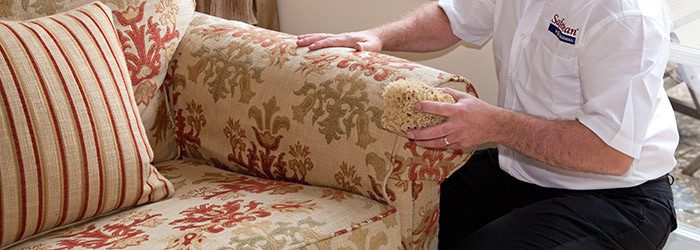 Upholstery and Carpet Cleaning Service